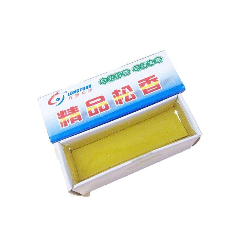 PHONEFIX  Carton Rosin Soldering Iron Solder Welding Flux Soft Solder Welding Paste For Phone BGA Rework Soldering Iron Repair