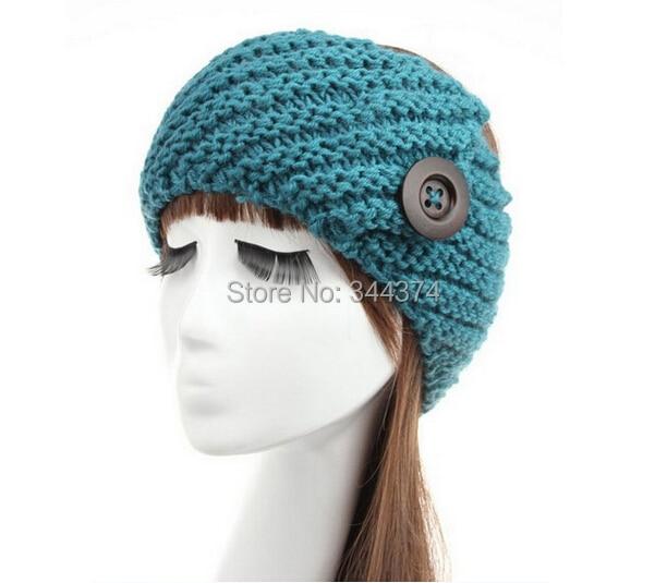 DHL/fedex libre Al Por Mayor botones grandes de las mujeres crochet ...