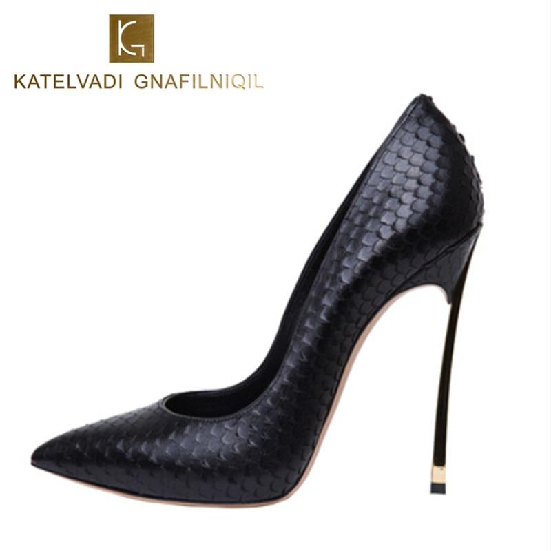 Women Shoes High Heels Women Pumps Stiletto 12CM Heels Sexy Shoes Woman High Heels Patent Leather