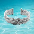 Hot Sell! Wholesale 925 silver bangle bracelet, 925 silver fashion jewelry B231418