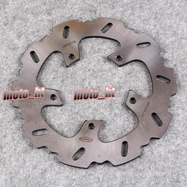 Arashi Rear Brake Disc Rotor For BMW G650X Moto 2007