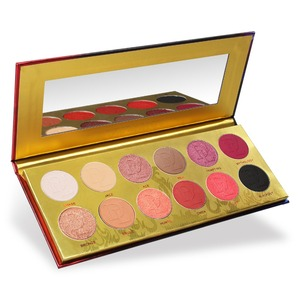 Image 3 - DELANCI Pigmented Glitter Eye Shadow Palette 12 Colors Flash Shimmer Eyeshadow with Matte Colors Easy to Wear Eye Daily Makeup