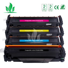 CF400X  400x CF401X CF402X CF403X Toner Cartridge Compatible for HP Color LaserJet Pro M252dw/M252n  MFP M277DW laser printer