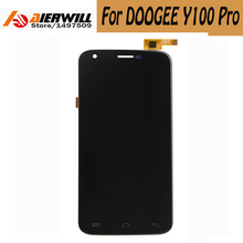 For DOOGEE Y100 Pro LCD Display + Touch Screen Digitizer Assembly Replacement Repair Accessories For DOOGEE Y100 Pro phone+tools