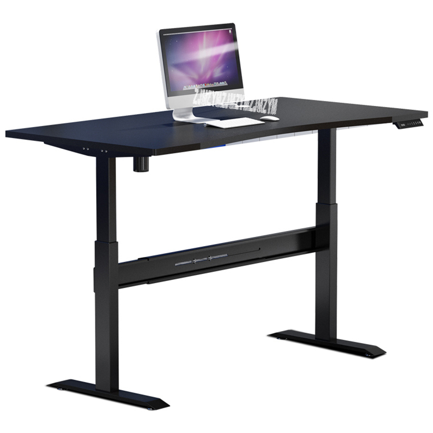 Furniture Office Furniture New 1.8m Electric Smart Desk Computer Table Adjustable Portable Laptop Desk Lift Computer Table 110v-220v 53w 73-117cm Liftable