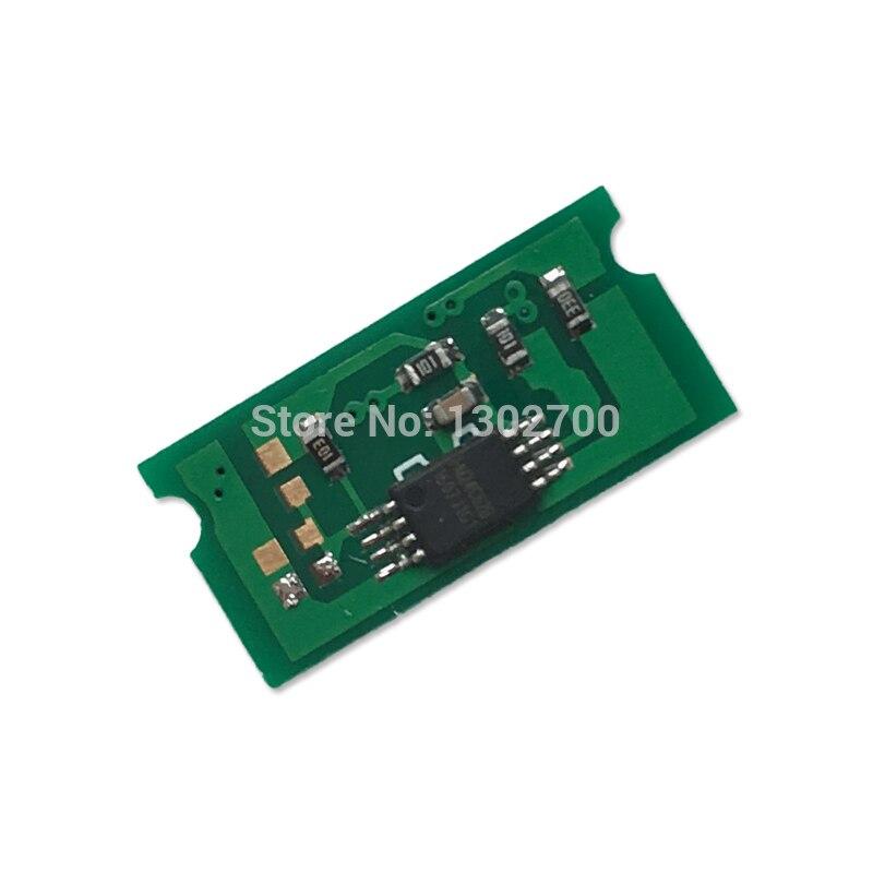 8PCS SPC220 Тонер картриджінің чипі Ricoh Aficio - Кеңсе электроника - фото 4