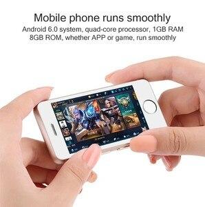 Image 5 - Melrose S9P S9X S9 Plus 2.5 Inch Smartphones Quad Core 1G + 8Gb Bluetooth Camera 1000Mah Wifi mini Pocket Mobiele Telefoons