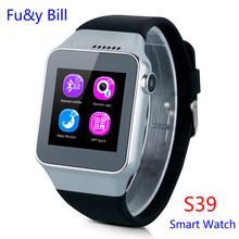 New Fashion S39 Bluetooth font b Smart b font Watches Plug SIM Card Independent font b