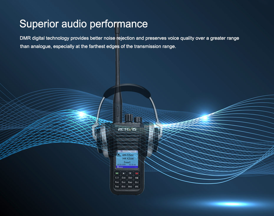 Amador Expression Digital Transceiver 12