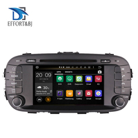 Android 9.0 Car Radio Stereo Bluetooth Multimedia Player For Kia Soul 2014 2019 GPS Navigation Head Unit Car multimedia player