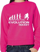 Evolution Of Hockey Sport Sweatshirt Jumper Unisex Birthday Gift More Size And Colors-E234