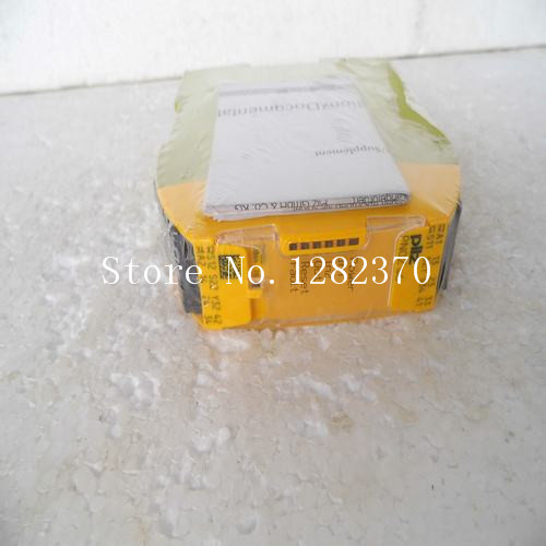Новый оригинальный Pilz Реле Безопасности pnoz S6 24VDC 3N/o 1N/c пятно 750106