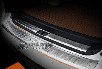 2 pcs pára choques traseiro protetor tronco porta placa bagageira tampa para Lexus RX270 RX350 RX400h