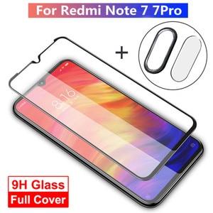 3 in 1 Camera Lens Film for Redmi Note 7 8 pro Mi9T K20 pro Glass Protective Ring Screen Protector For Xiaomi Redmi Note 7 8 pro(China)