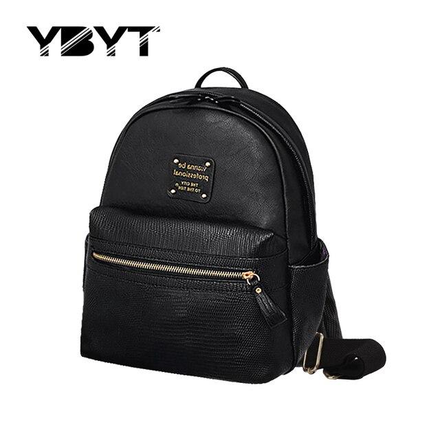 Женщины повседневная джокер сумки новая мода дамы путешествия bookbags рюкзак плеча клатчи школьника-рюкзак