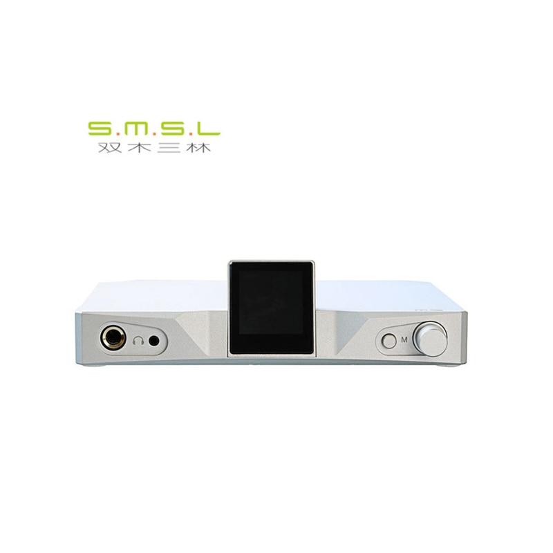 USB DAC SMSL M9 32bit/768kHz DSD512 AK4490X2 XMOS HiFi Digital Decoder Optical/Coaxial/USB Input Headphone Amplifier Top Quality gustard dac x20u digital audio decoder dual es9018 solution xmos input optical coaxial aes ebu support dsd dop usb 32bit 384khz