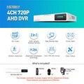 КАПП АХД Камеры HDMI DVR 4 CH CCTV Система 4Ch DVR Видеорегистратор многоязычная сигнализации Для Камеры Безопасности система
