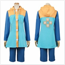 Grizzly's Sin of Sloth Harlequin king The Seven Deadly Sins nanatsu no taizai Cosplay costume цена