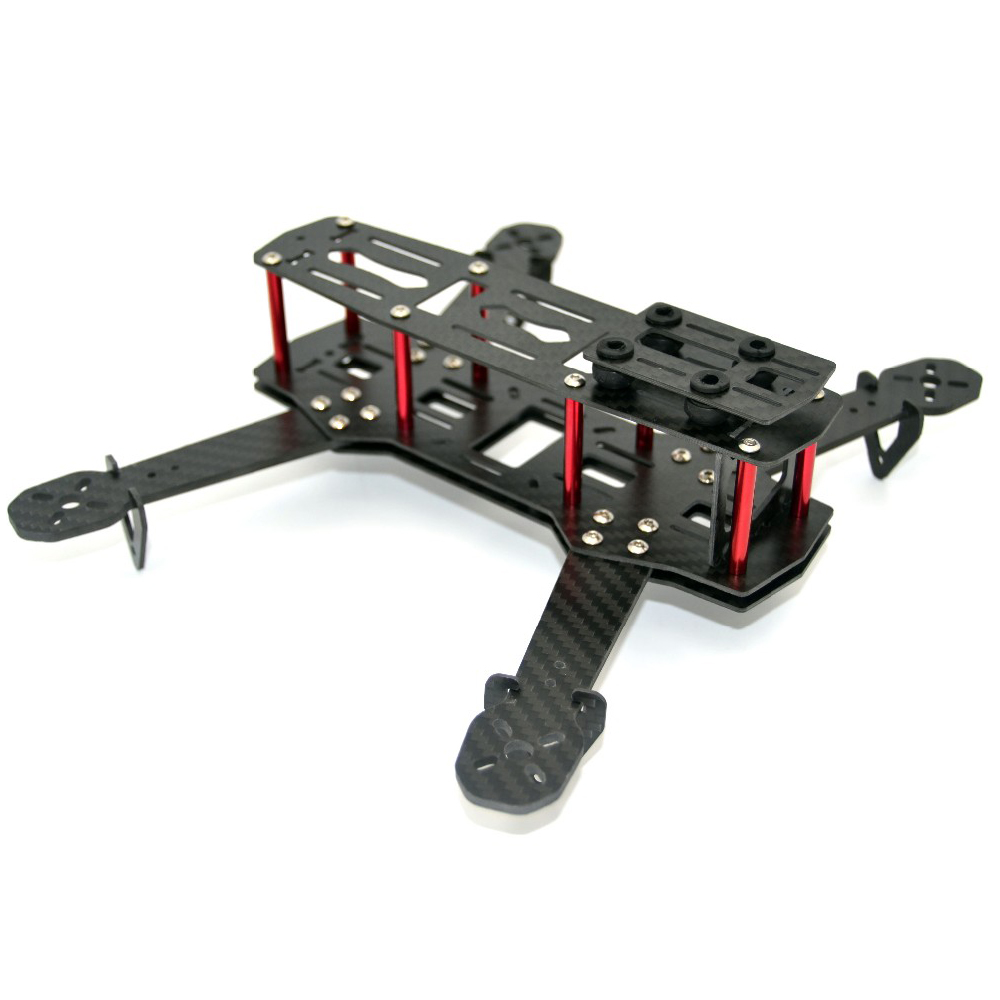 Aliexpress.com : Buy FPV quadcopter 250mm 3K Carbon Fiber frame 4 ...