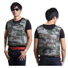 Bulletproof vest Tactical Kevlar Aramid Protect life safety SWAT police security