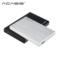 ACASIS FA 2013USusb3 0HDD High Quality Notebook Hard Disk Box 2 5 SATA USB3 0 Mobile