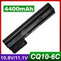 4400 mAh bateria do portátil para Compaq Mini CQ10-510CA 110-3000 CQ10-400 CQ10-500 06TY 607762-001 607763-001 HSTNN-DB1U WQ001AA
