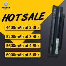5200MAH replacement laptop battery for Dell FOR Inspiron 13R 14R 15R 17R M501 M5010 N3010 N4010 N5010 312-0233,312-1205,383CW