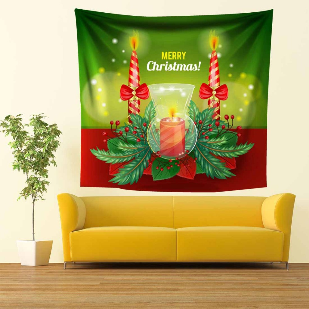 Comfortable Wall Hanging Christmas Decorations Contemporary - The ...