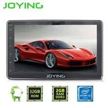 """8 """"Joying Android 6.0 2 GB + 32 GB Quad Core Reproductor Multimedia Estéreo Del Coche 1024*600 Para Toyota Universal GPS Unidad Principal de Navegación"""