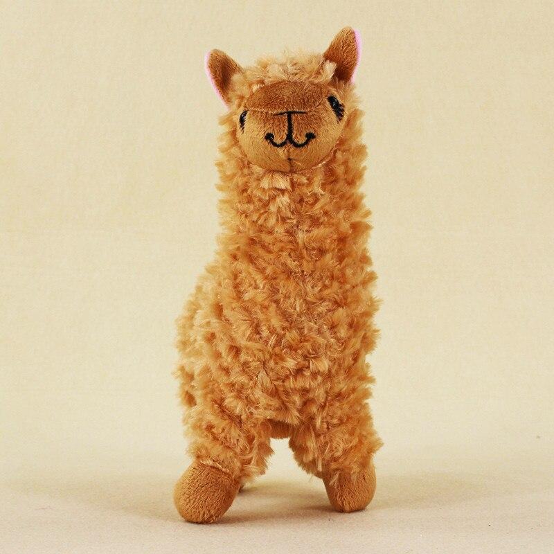 Shitje me pakicë 20 c 23cm Lodra Lodra Alpacasso Plush Doll Kawaii - Lodra prej pelushi - Foto 4