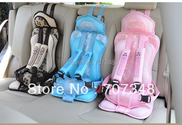 100 Nice Quality And Factory Price Infant Car Seat CoversPinkBlue