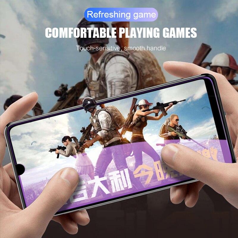 Image 3 - 3 1 шт полное покрытие из закаленного стекла для Huawei P20 Pro P30 Lite Защитная пленка для экрана для Hauwei P20 P30 Pro защитное стекло-in Защитные стёкла и плёнки from Мобильные телефоны и телекоммуникации