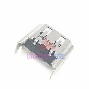 Image 2 - 10pcs ใหม่หรือ OEM V2 พอร์ต HDMI เชื่อมต่อซ็อกเก็ตสำหรับ Sony PlayStation 4 PS4