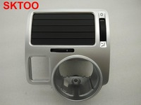 SKTOO for VW bora golf 4 instrument air outlet left air conditioning air outlet silver