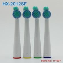 HX2012 HX2012SF Sensiflex Electric Replacement Toothbrush Heads 400pcs/Lot