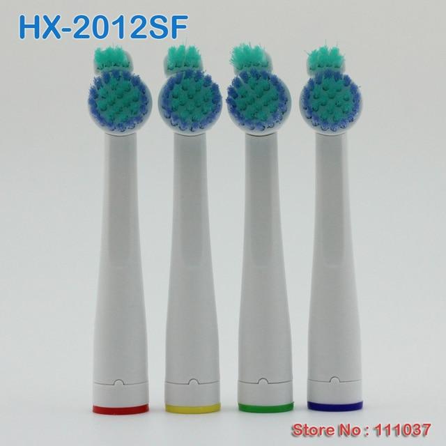 HX2012 HX2012SF Sensiflex Elektrische Vervangende Opzetborstels 400 Stks/partij
