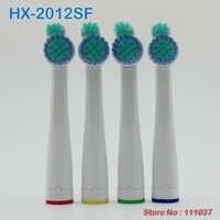 Hx2012 HX2012SF sensiflex電気交換歯ブラシヘッド400ピース/ロット送料無料