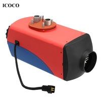 Easy Installationelectric Auto Car Heater Diesel Air Heater 12V 5000W Air Parking Heater Warmingt Equipment Set dropshipping