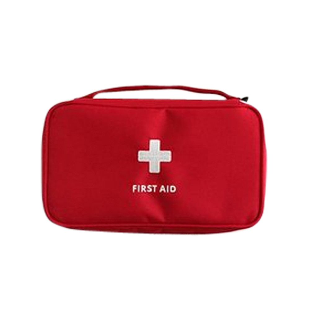 Portable Emergency survival first aid kit treatment rescue medical bag heat Storage Bag Travel Outdoor Sport Camping Tool