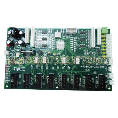 WIT-COLOR Ultra-2000 Carriage Control Board   printer parts цена 2017