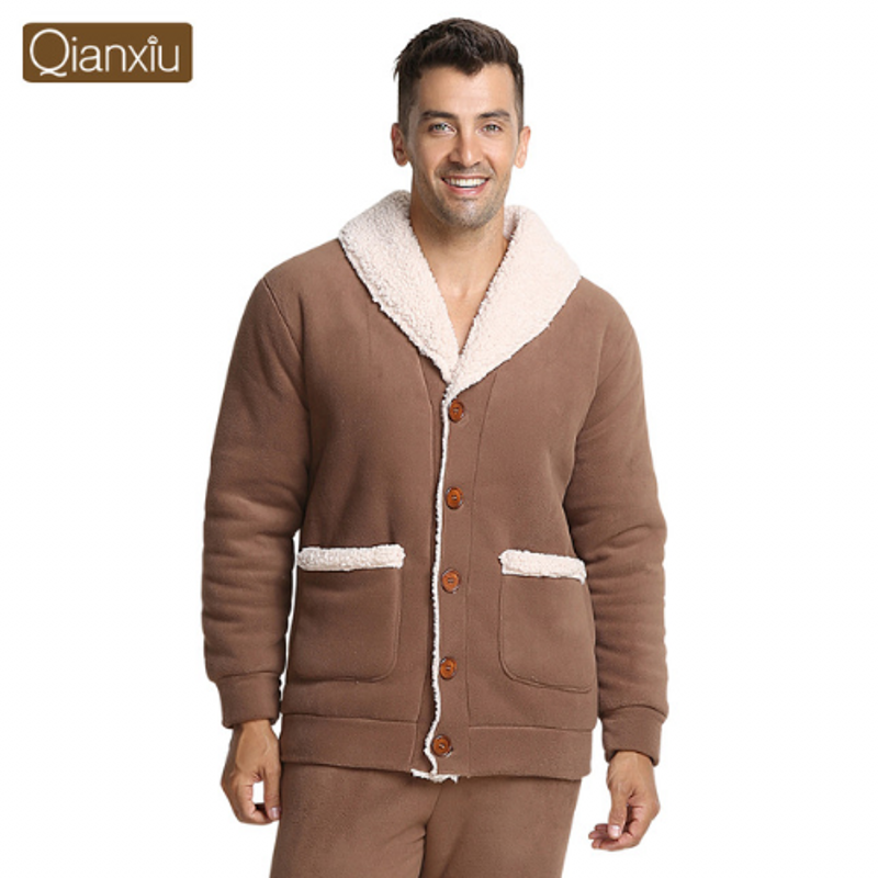 Online Get Cheap Mens Fleece Pajama Set -Aliexpress.com | Alibaba ...