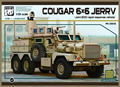 Panda model PH35010 1/35 COUGAR 6X6 JERRV Joint EOD rapid response vehicle