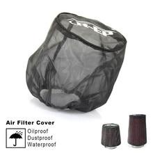 R-EP Universalc автомобильный воздушный фильтр защитный чехол водонепроницаемый маслостойкий пылезащитный Защитный модифицированный грибной головкой два размера 8Z