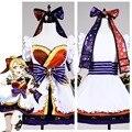 LoveLive! любовь Онлайн Эли Ayase Пробуждение Ниндзя Shinobi Платье Новый Хэллоуин Карнавал Новый Год Косплей Костюмы Для Женщин Девушки