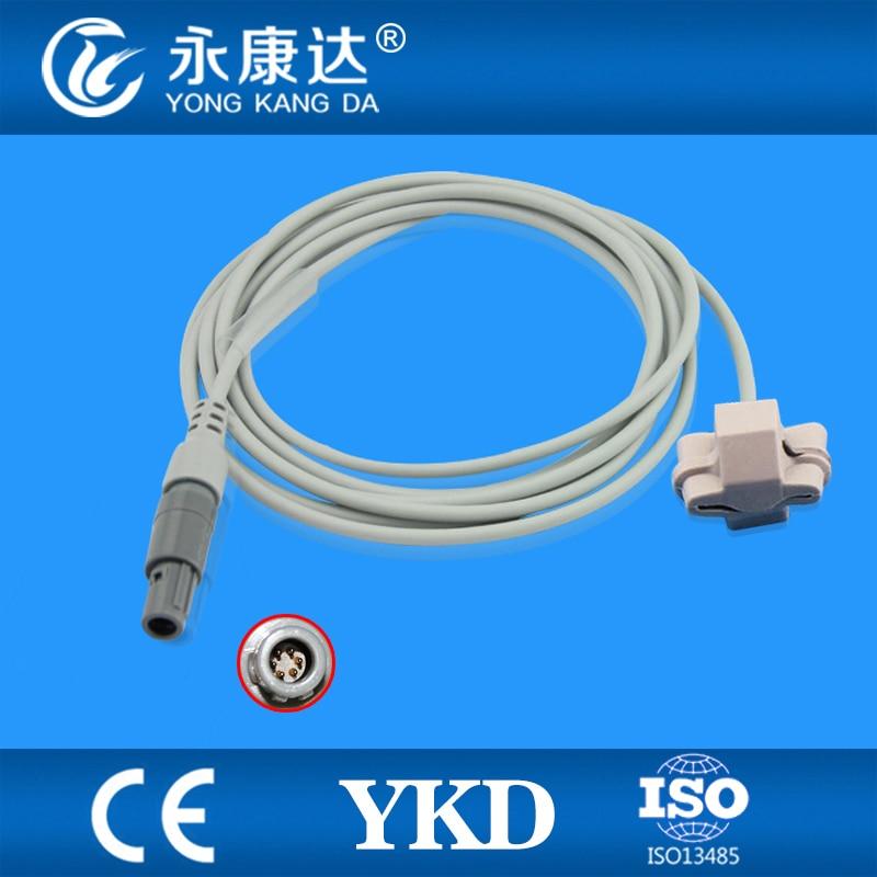 Mindary (Masimo) pediatric soft tip SpO2 Sensor 3m,6pins,TPU with CE &ISO13485Mindary (Masimo) pediatric soft tip SpO2 Sensor 3m,6pins,TPU with CE &ISO13485