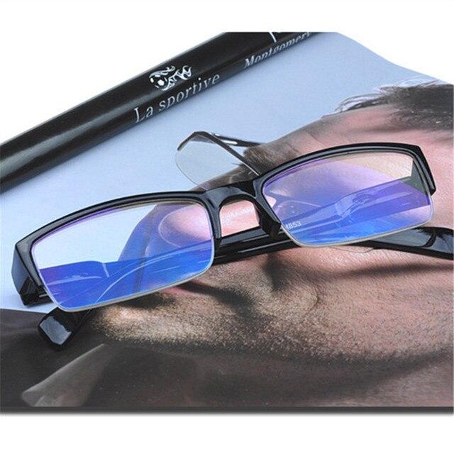48917f3f58 UVLAIK Half-Frame Reading Glasses Women Men Stylish Hanging Elderly Eye  Glasses Slim Presbyopia Round
