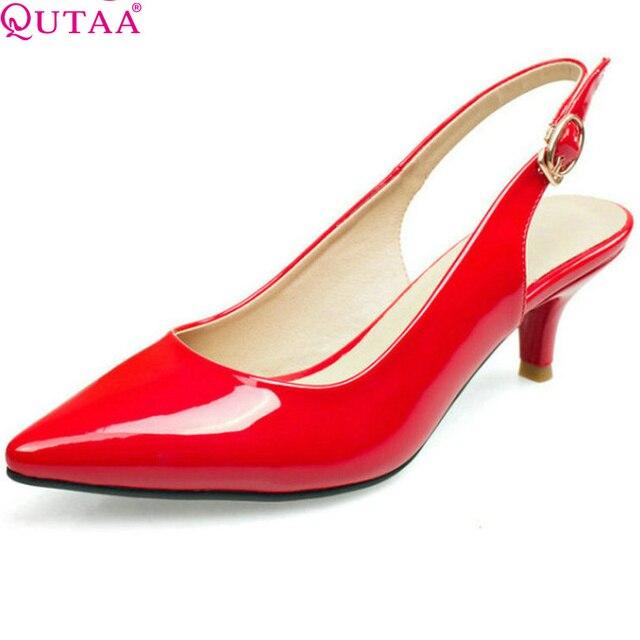 Vinlle 2015 сексуальные женщины босоножки туфли на высоком каблуке мед пятки острым носом обувь платье ну вечеринку обувь красный черный белый лето туфли на высоком каблуке размер 34-43