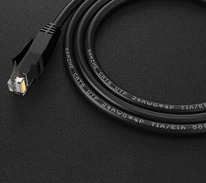 Image 2 - 20 メートルネットワークケーブル CAT6 UTP 24AWG * 4 1080p 屋外高速イーサネットケーブルライン 20 m ケーブル RJ45 ホームコンピュータまたは Ip カメラ
