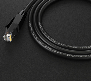 Image 2 - 20 meters Network Cable CAT6 UTP 24AWG*4P Outdoor High speed Ethernet Cable Line 20m Cable RJ45 for Home Computer or Ip Camera