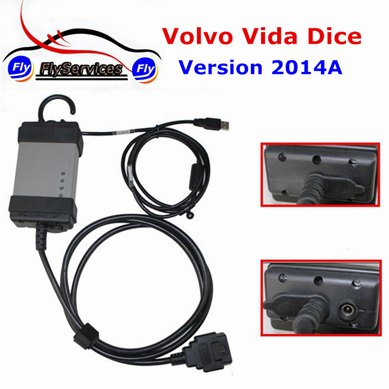 Latest Version For Volvo Dice For Volvo Vida Dice 2014A Special For Volvo Diagnostic Scanner Tool For Volvo Dice High Quality quality a for f ord vcm 2 diagnostic tool vcm ii ids vcm2 diagnostic scanner for f0rd vcm free shipping